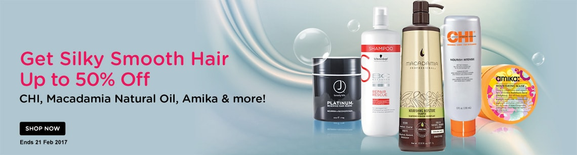 haircare nourish up to 50% off