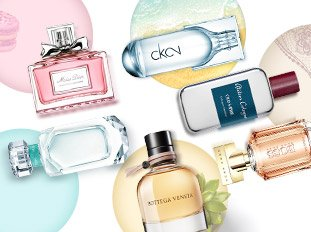 Scents for Work & Play