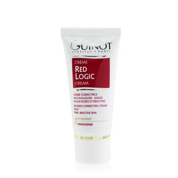 Guinot Red Logic Face Cream For Reddened & Reactive Skin  30ml/1.03oz