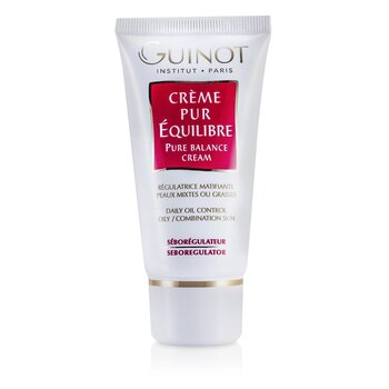 Guinot Pure Balance Cream - Daily Oil Control (For Combination or Oily Skin)  50ml/1.7oz