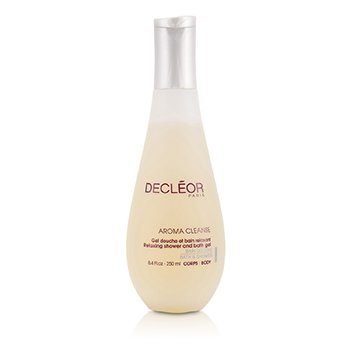 Decleor Aroma Cleanse Relaxing Shower and Bath Gel  250ml/8.4oz