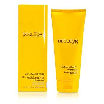 Decleor Aroma Cleanse Exfoliating Body Cream  200ml/6.7oz