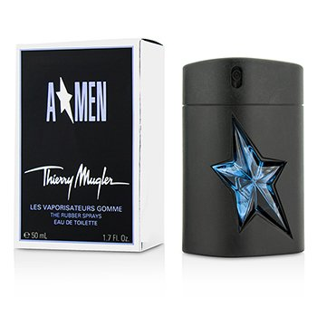 Thierry Mugler (Mugler) A*Men Gomme Rubber Flask Eau De Toilette Spray  50ml/1.7oz