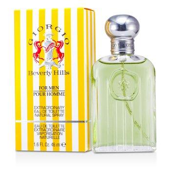 Giorgio Beverly Hills Giorgio Yellow Eau De Toilette Spray  48ml/1.6oz