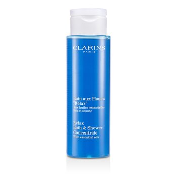 Clarins Relax Bath & Shower Concentrate  200ml/6.7oz