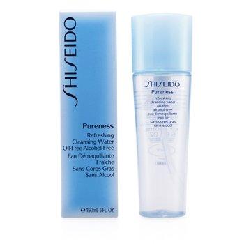 Shiseido Pureness Refreshing Cleansing Water Oil-Free  150ml/5oz
