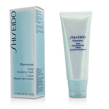 Shiseido Pureness Deep Cleansing Foam  100ml/3.3oz