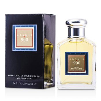 Aramis 900 Herbal Eau De Cologne Spray  100ml/3.4oz