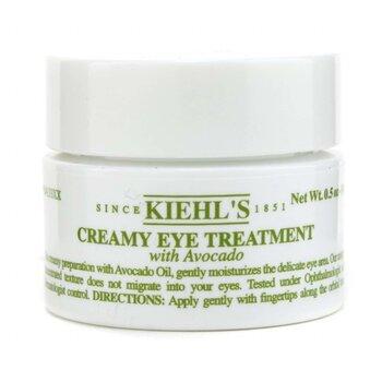 Kiehl's Creamy Eye Treatment with Avocado  14gl/0.5oz