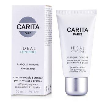 Carita Ideal Controle Powder Mask (Combination to Oily Skin)  50ml/1.69oz
