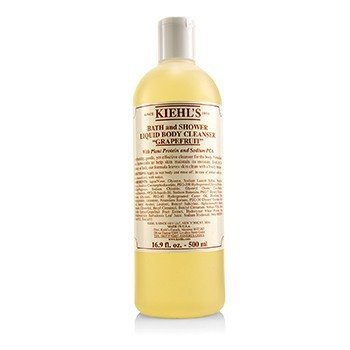 Kiehl's Bath & Shower Liquid Body Cleanser - Grapefruit  500ml/16.9oz