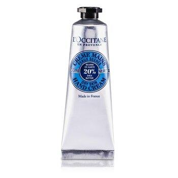 L'Occitane Shea Butter Hand Cream (Travel Size)  30ml/1oz