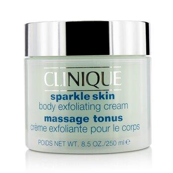 Clinique Sparkle Skin Body Exfoliating Cream  250ml/8.5oz