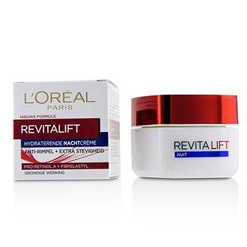 L'Oreal Dermo-Expertise RevitaLift Night Cream  50ml/1.7oz