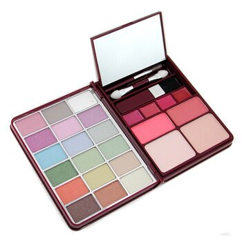 MakeUp Kit G0139 (18x Eyeshadow, 2x Blusher, 2x Pressed Powder, 4x Lipgloss)  -