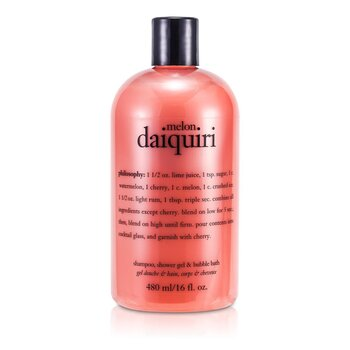 Philosophy Melon Daiquiri Shampoo, Bath & Shower Gel  473.1ml/16oz