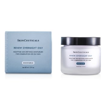 Skin Ceuticals Renew Overnight Oily (For Combination or Oily Skin)  60ml/2oz