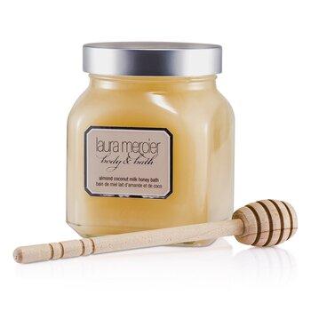 Almond Coconut Milk Honey Bath 300g/12oz