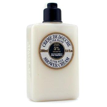 L'Occitane Shea Butter Ultra Rich Shower Cream  250ml/8.4oz