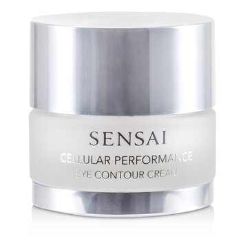 Kanebo Sensai Cellular Performance Eye Contour Cream  15ml/0.52oz
