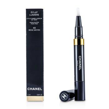 Chanel Eclat Lumiere Highlighter Face Pen - # 40 Beige Moyen  1.2ml/0.04oz