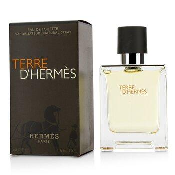 Terre D'Hermes Eau De Toilette Spray 50ml/1.6oz