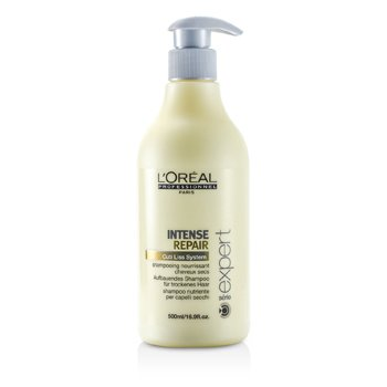 Professionnel Expert Serie - Intense Repair Nutrition Shampoo (For Dry Hair)  500ml/16.9oz