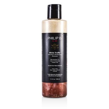 Philip B White Truffle Ultra-Rich Moisturizing Shampoo (For Color & Chemically Treated Hair)  350ml/11.8oz