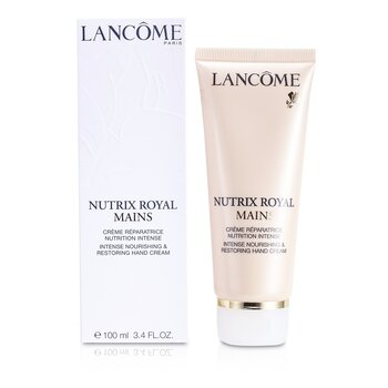 Lancome Nutrix Royal Mains Intense Nourishing & Restoring Hand Cream  100ml/3.4oz