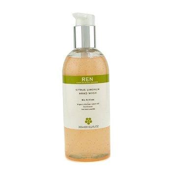Ren Citrus Limonum Hand Wash  300ml/10.2oz
