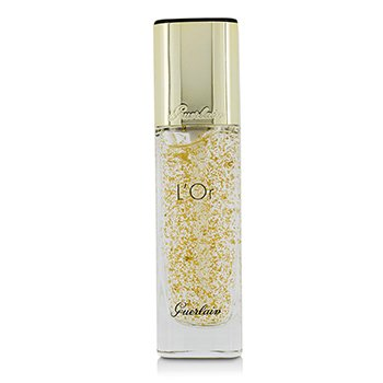 L'Or Radiance Concentrate with Pure Gold Makeup Base  30ml/1.1oz