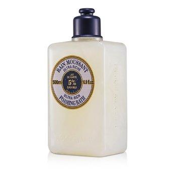 L'Occitane Shea Butter Ultra Rich Foaming Bath  500ml/16.8oz