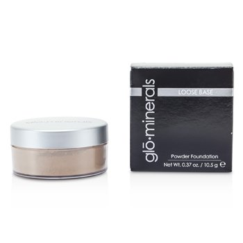 GloMinerals GloLoose Base (Powder Foundation) - Golden Medium  10.5g/0.37oz