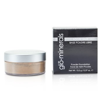 GloMinerals GloLoose Base (Powder Foundation) - Honey Light  10.5g/0.37oz