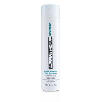 Paul Mitchell Moisture Instant Moisture Daily Shampoo (Hydrates and Revives)  300ml/10.14oz