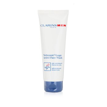 Clarins Men Active Face Wash  125ml/4.4oz