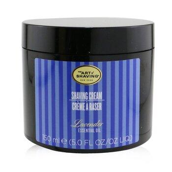 The Art Of Shaving Shaving Cream - Lavender Essential Oil (For Sensitive Skin)  150g/5.3oz