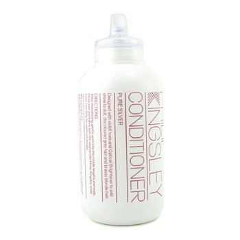 Philip Kingsley Pure Silver Conditioner (For Dull, Discoloured Grey Hair and Brassy Blonde Hair)  250ml/8.45oz