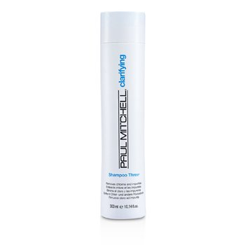 Paul Mitchell Clarifying Shampoo Three (Removes Chlorine and Impurities)  300ml/10.14oz