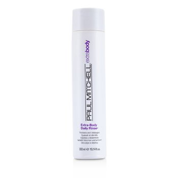 Paul Mitchell Extra-Body Daily Rinse (Thickens and Detangles)  300ml/10.14oz