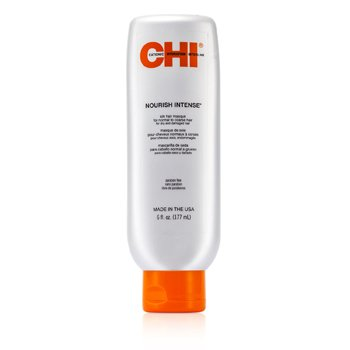 CHI Nourish Intense Silk Hair Masque (For Normal to Coarse Hair)  150ml/6oz