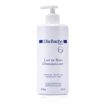 Ella Bache Makeup Removing Treatment Milk (Salon Size)  500ml/16.9oz