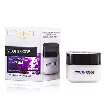 L'Oreal Dermo-Expertise Youth Code Rejuvenating Anti-Wrinkle Eye Cream  15ml/0.5oz