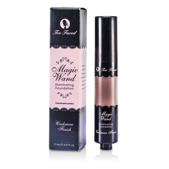 Too Faced Magic Wand Illuminating Foundation - # 7 Caribbean Cocoa  17ml/0.57oz