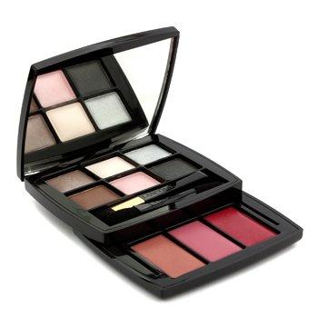 Lancome Magic Voyage Lip & Eye Pocket Palette (6x Eye Shadow ,3x Lip Color , 2x Applicator)