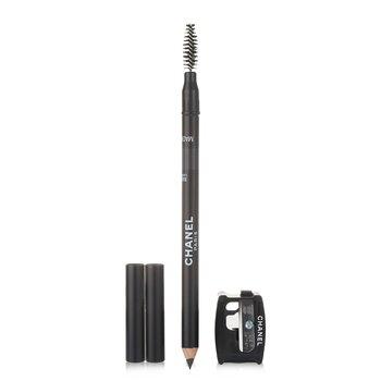 Chanel Crayon Sourcils Sculpting Eyebrow Pencil - # 60 Noir Cendre  1g/0.03oz
