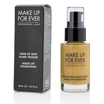 Make Up For Ever Liquid Lift Foundation - #4 (Medium Beige)  30ml/1.01oz