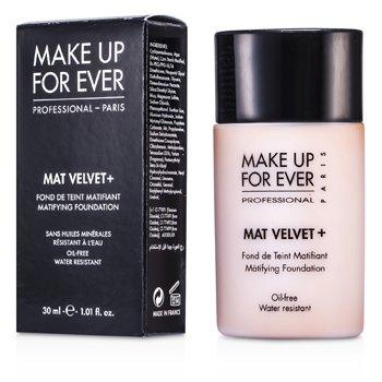 Make Up For Ever Mat Velvet + Matifying Foundation - #65 (Golden Beige)  30ml/1.01oz