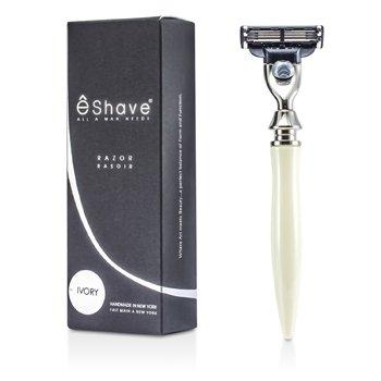 EShave 3 Blade Razor - White  1pc