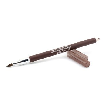Lancome Le Lipstique Lip Colouring Stick with Brush - # Sheer Chocolate (US Version)  1.2g/0.04oz